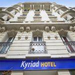 معرفی هتل ۳ ستاره کیریاد ۱۸ در پاریس