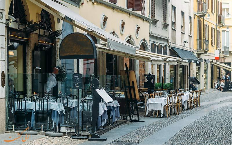 رستوران های ایتالیا