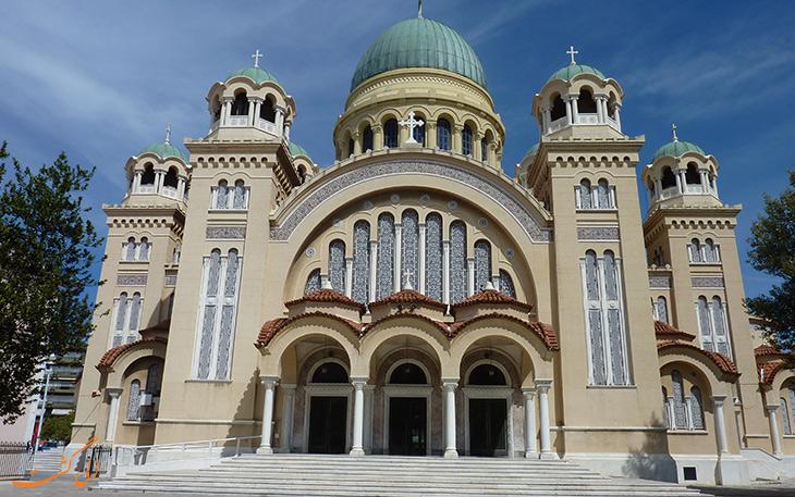 کلیسای جامع سنت آندروی پاتراس