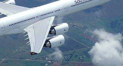 معرفی شرکت هواپیمایی آفریقای جنوبی