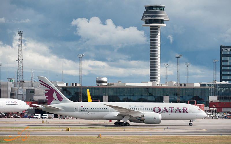 فرودگاه بین المللی آرلاندا استکهلم