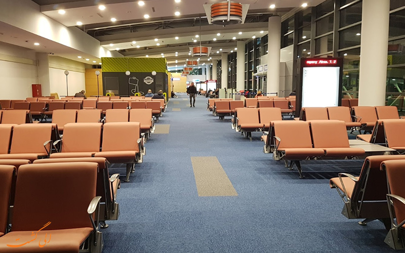 اطلاعات فرودگاه بین المللی تفلیس