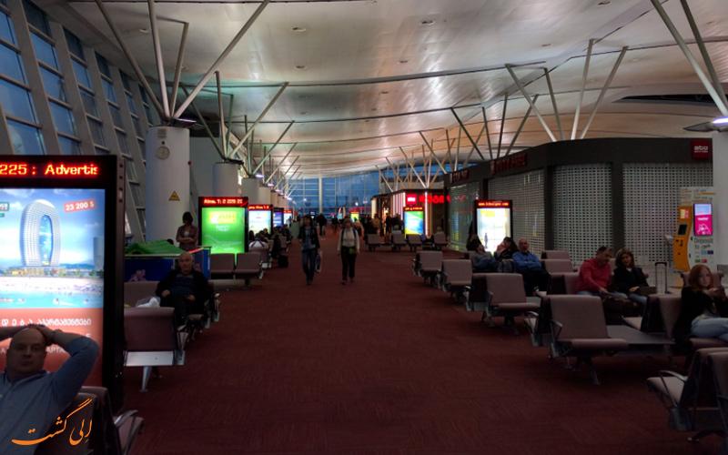 ترمینال های فرودگاه