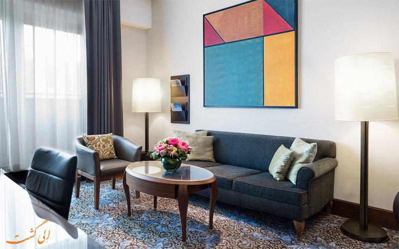 اتاق های هتل ریتز-کارلتون وین