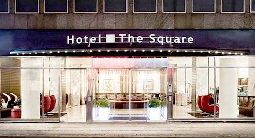 The Square hotel- eligasht.com الی گشت