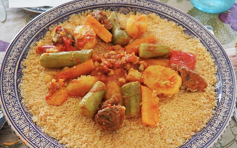 بلغور تونسی