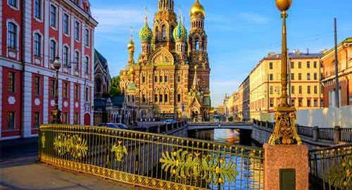 دانستنی هایی از کشور روسیه