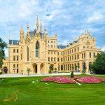 کاخ لدنیس در پراگ، انعکاس رویاهای کودکی+ تصویر