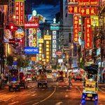 محله چینی ها در بانکوک+ تصویر