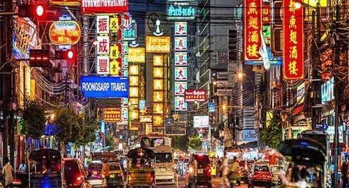 محله چینی ها در بانکوک
