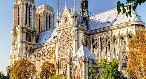 زیباترین کلیساهای گوتیک دنیا