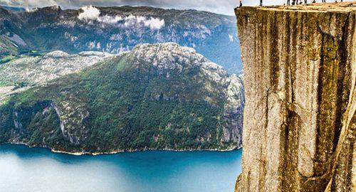 صخره پریکستولن