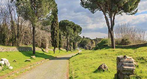 جاده آپیان رم
