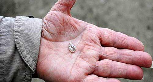 معدن الماس آرکانزاس