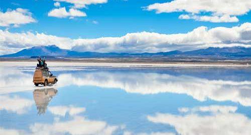سالار د یونی در بولیوی