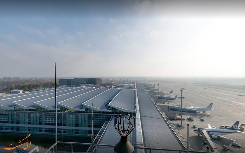 اطلاعات فرودگاه بین المللی شوپن ورشو