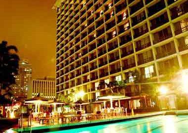 هتل واترفرانت پاویلیون در مانیل