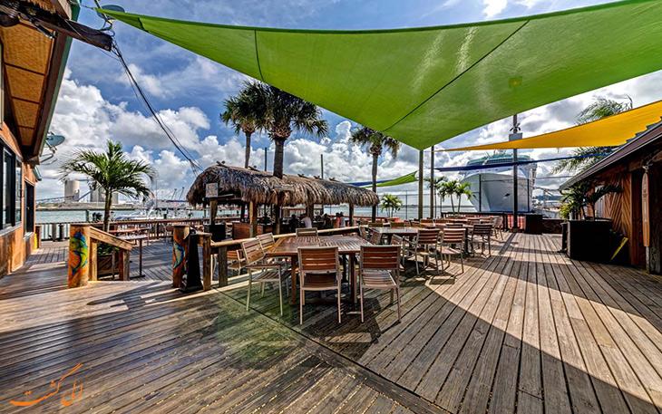 رستوران دریایی
