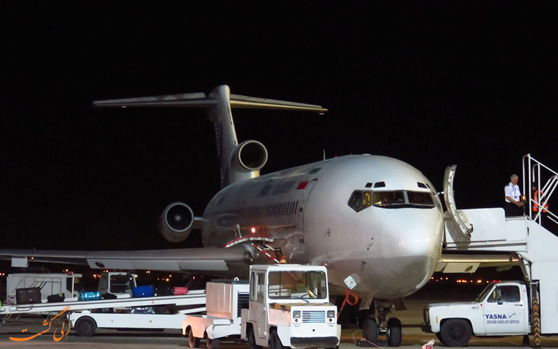 فرودگاه بین المللی شهید صدوقی