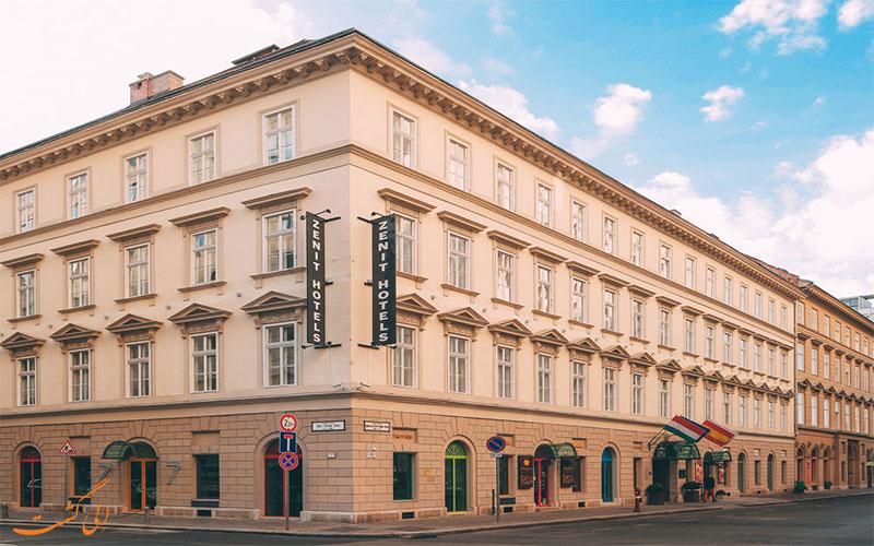 Zenit Budapest Palace- eligasht.com نمای هتل