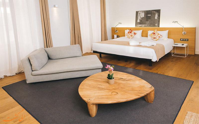 انواع اتاق های هتل زنیت پالاس بوداپست