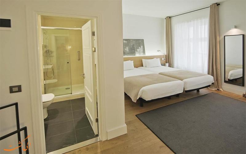 امکانات اتاق های هتل زنیت پالاس بوداپست
