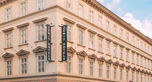 Zenit Budapest Palace- eligasht.com الی گشت