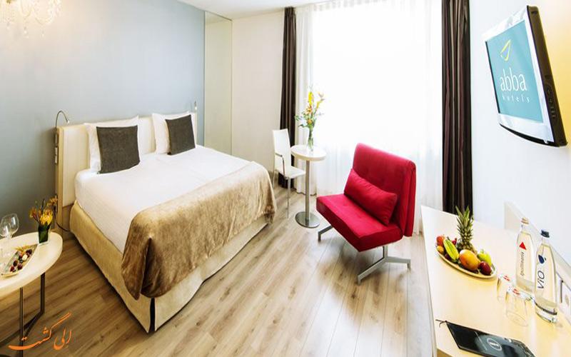 امکانات اتاق های هتل آبا برلین