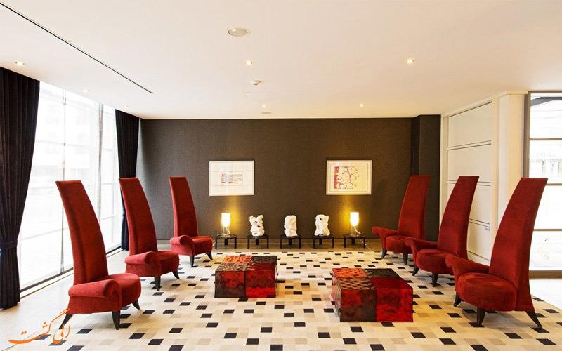 هتل آبا برلین Abba Berlin Hotel