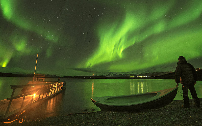 ابیسکو (Abisko)، سوئد