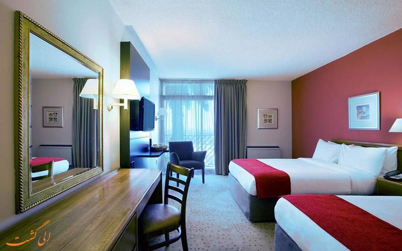 امکانات اتاق های هتل گاردن کورت کیپ تاون