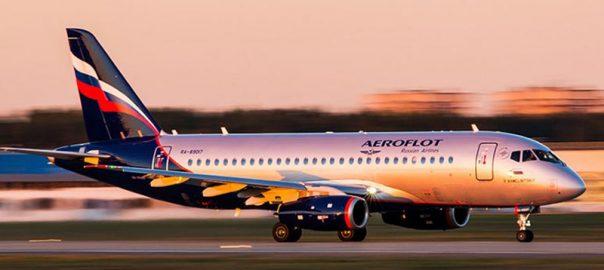 معرفی شرکت هواپیمایی ایرفلوت