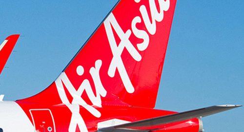 آشنایی با شرکت هواپیمایی ایر آسیا