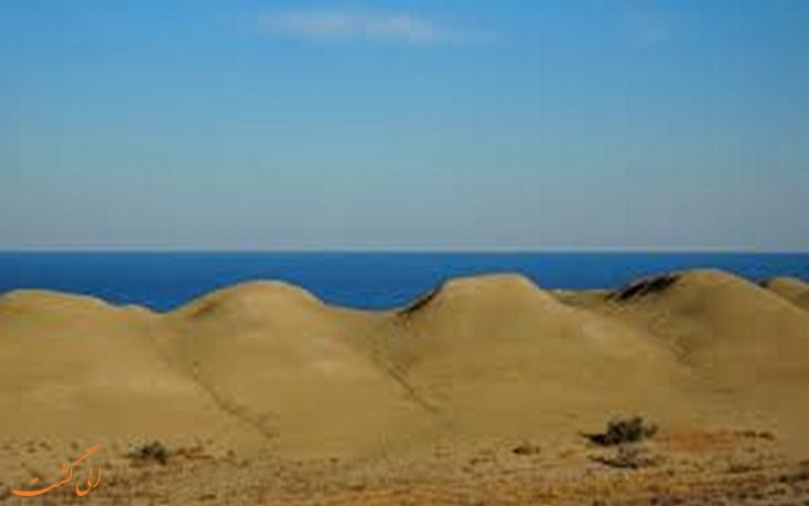 دریاچه آرال ازبکستان