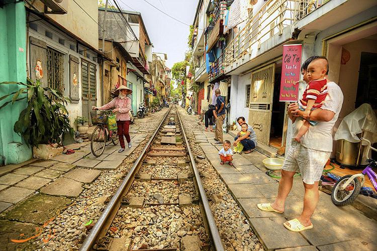 قطارهای هانوی