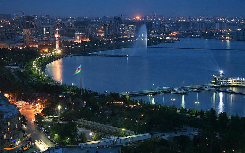 جاذبه های زیبای آذربایجان