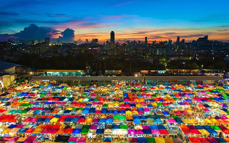 بازار بانکوک