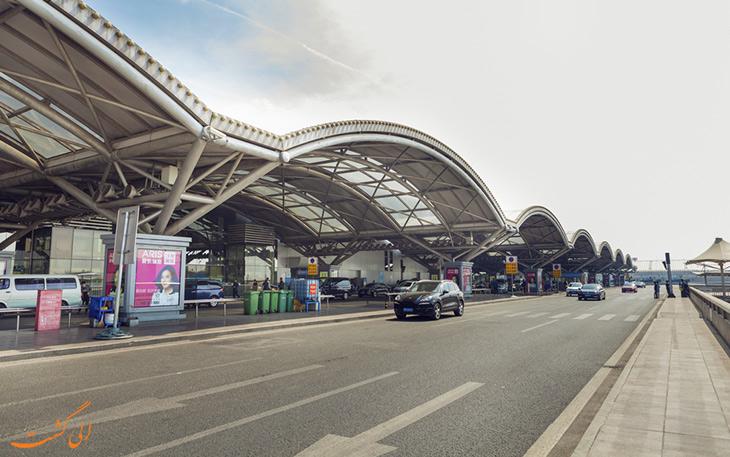 گزینه های حمل و نقل فرودگاه پکن چین