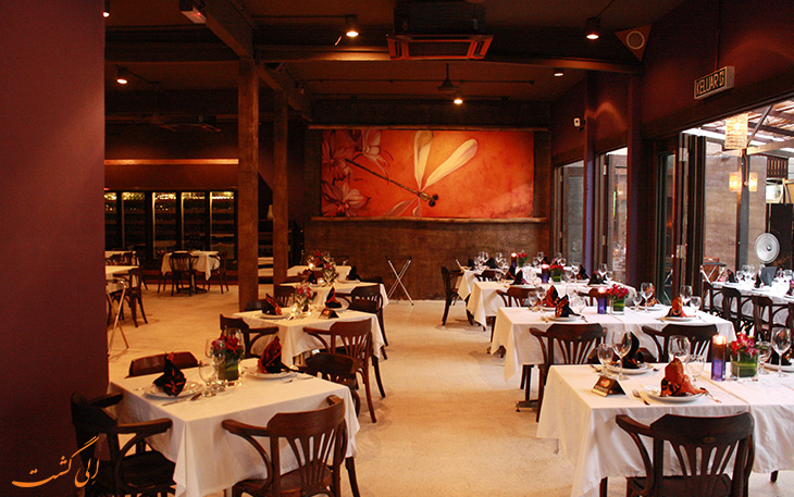 رستوران بیژن