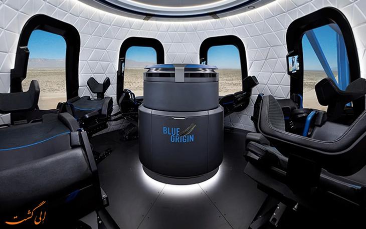ایجاد شرکت های سفر به فضا