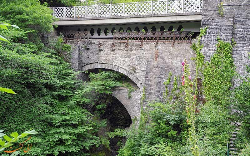 پل سه طبقه