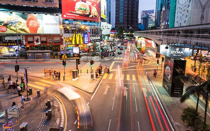 محله های ارزان قیمت مالزی برای اقامت