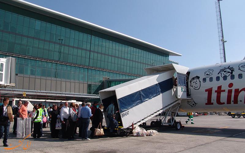 آشنایی با فرودگاه بین المللی کیپ تاون