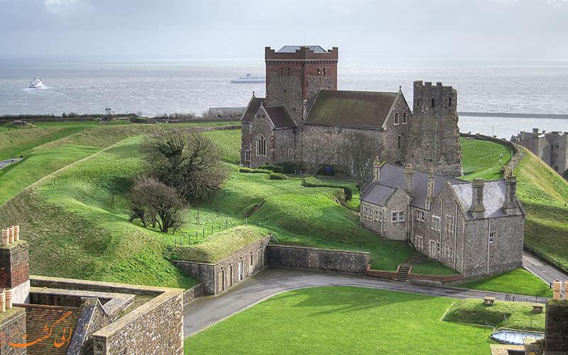 بزرگ ترین قلعه انگلیس