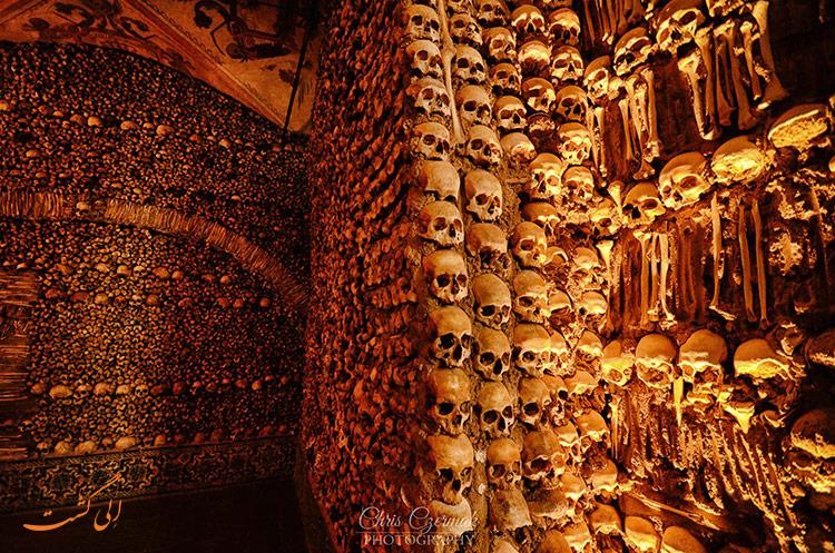 کلیسای استخوان در پرتغال