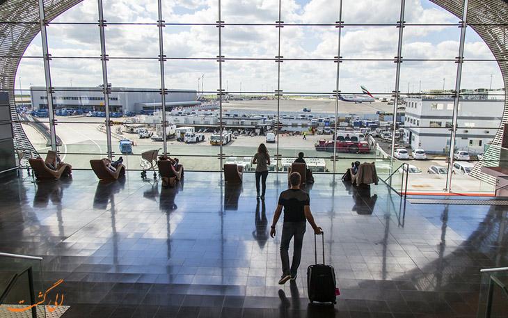 فرودگاه شارل دوگل در لیست شلوغ ترین فرودگاه های جهان