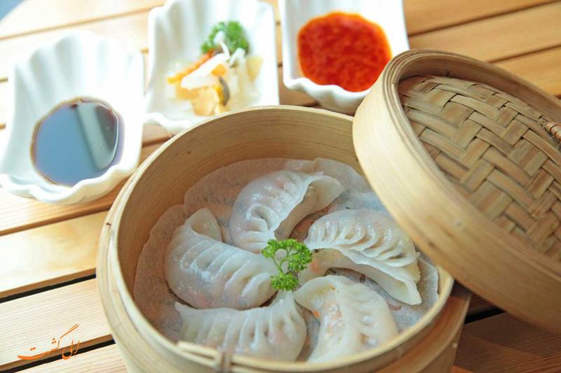 غذاهای پکن