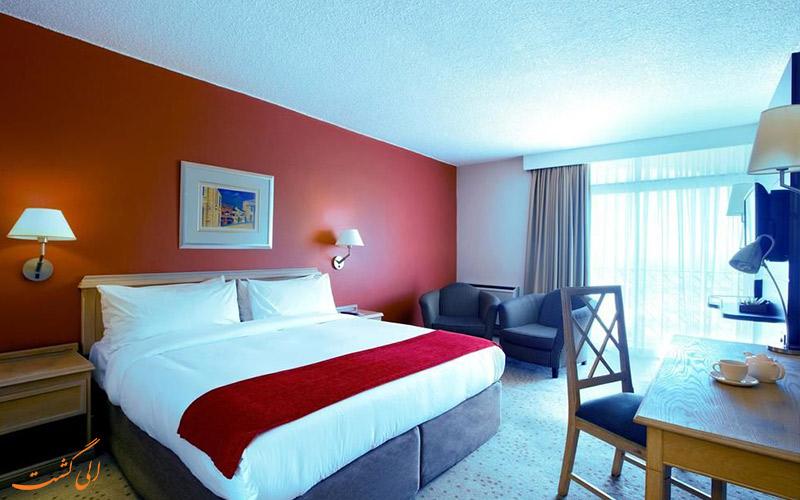 اتاق های هتل گاردن کورت کیپ تاون