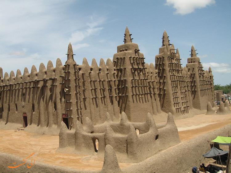 مساجد آفریقا