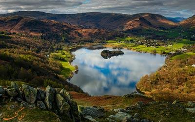 سرزمین دریاچه های انگلیس